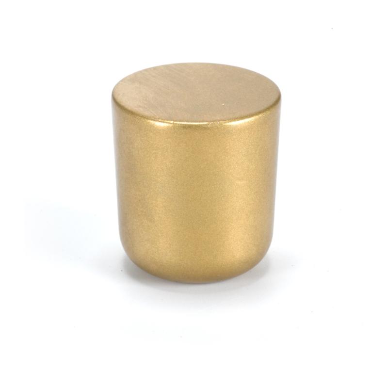 VERGES MATT GOLD 816 KNOB