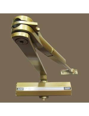 JUSTOR GOLDEN 13-PR DOOR CLOSER