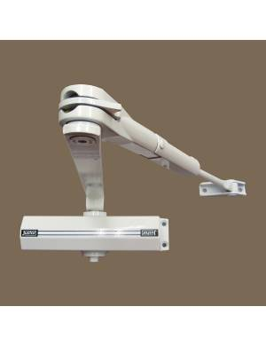 JUSTOR WHITE 13-PR DOOR CLOSER