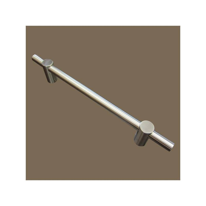 I.GALLEGAS STAINLESS STEEL 224 PULL HANDLE 300 MM.