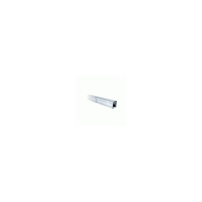 SAHECO PERFIL SF-A60/A80 ALUMINIO NATURAL 2M