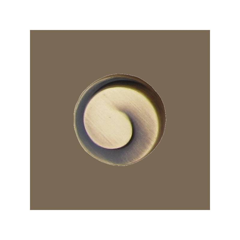VERGES OLD MATT BRASS 8871 KNOB