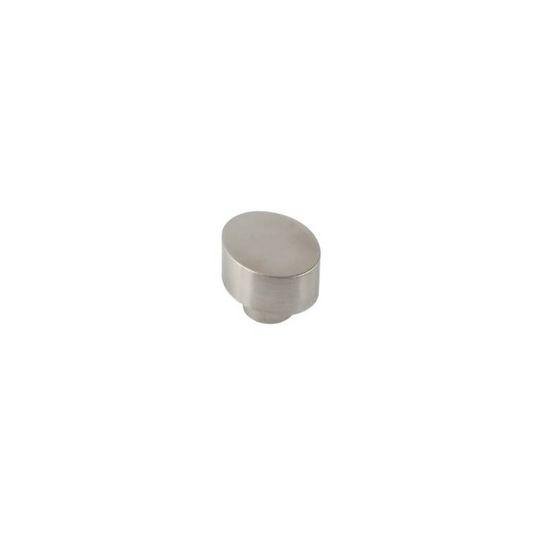 I. GALLEGAS 33 MM STAINLESS STEEL 872 OVAL KNOB
