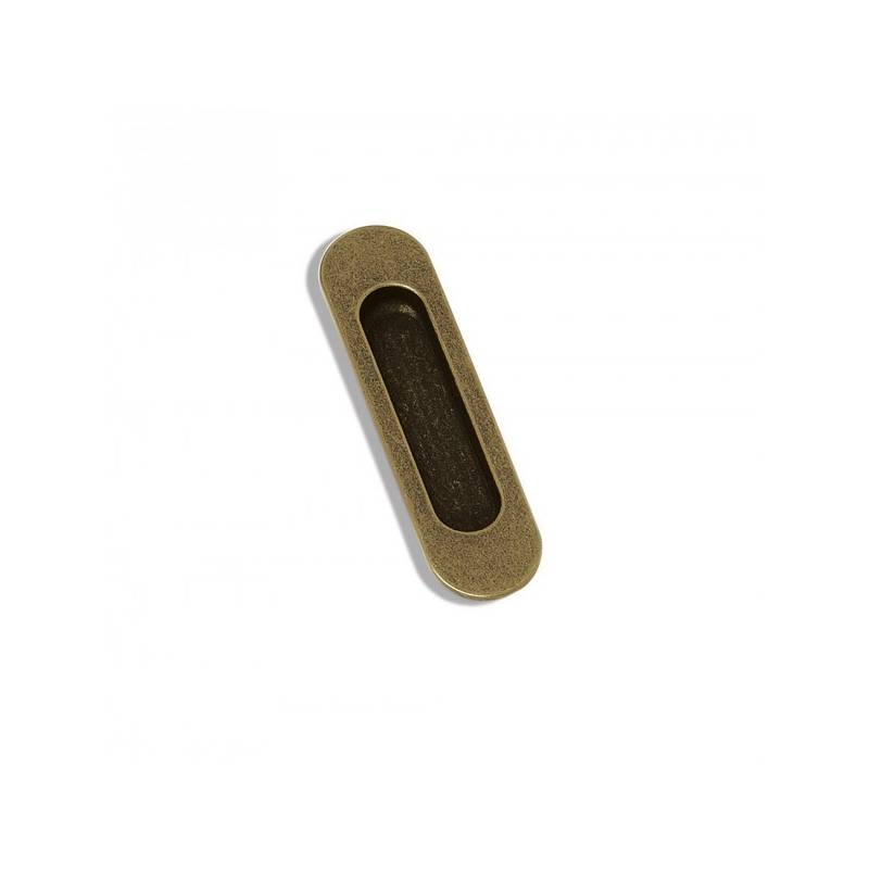VERGES OLD BRONZE 3921 831 SLIDING DOOR HANDLE