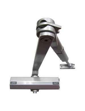 JUSTOR SILVER 13-PR DOOR CLOSER