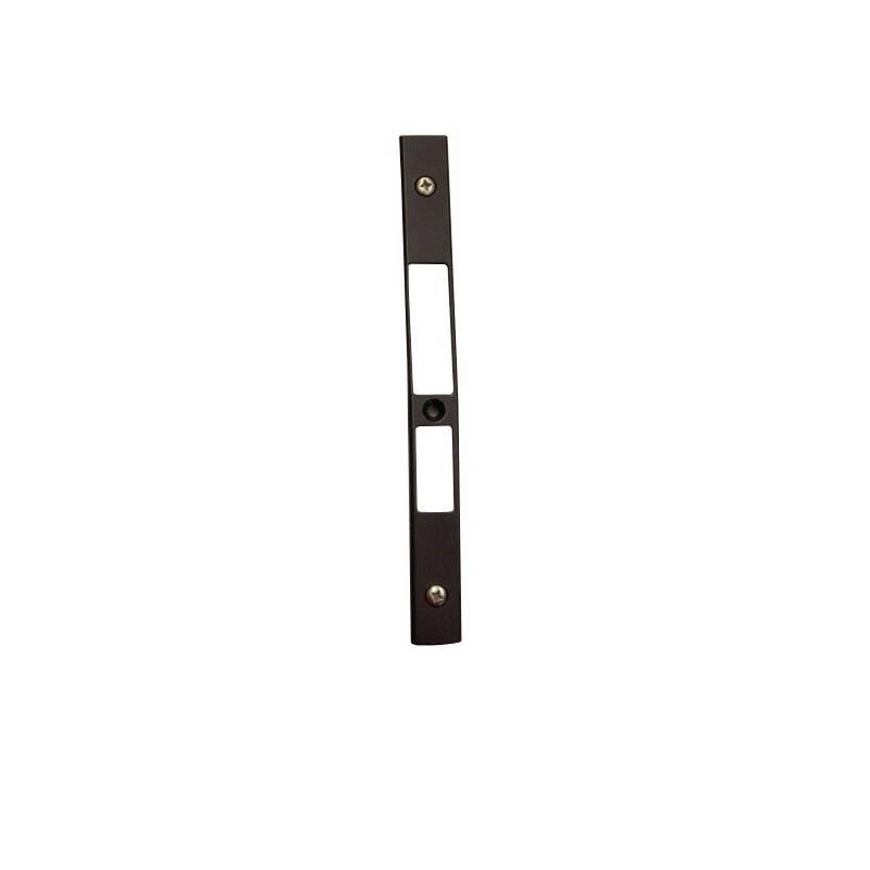 BLACK HOOK LOCK 203 STRIKE PLATE (EUROPEAN CHANNEL)