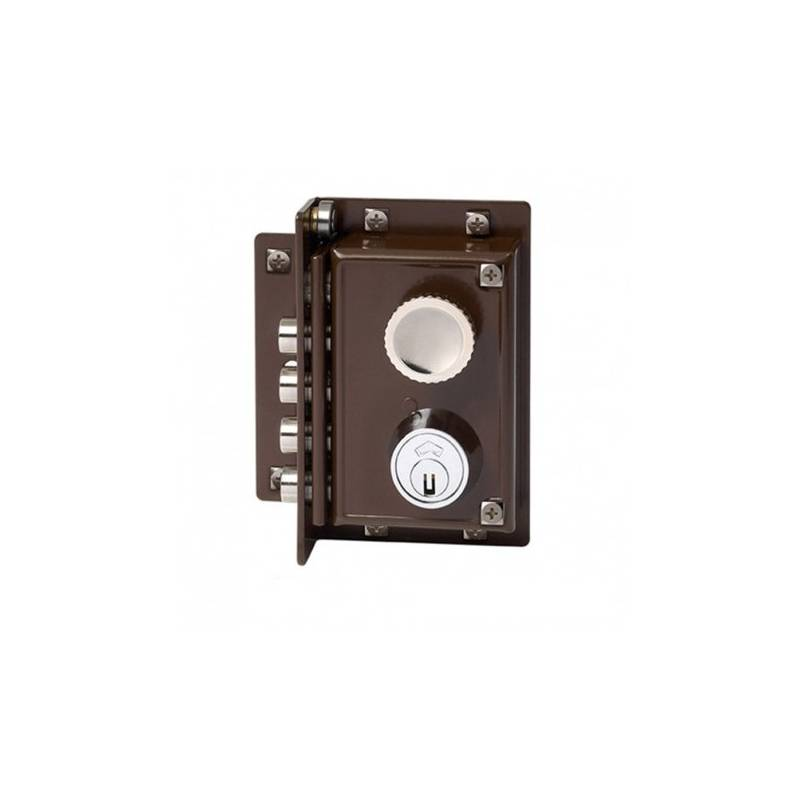JIS 5240 SECURITY LOCK (LEFT HAND LATCH)