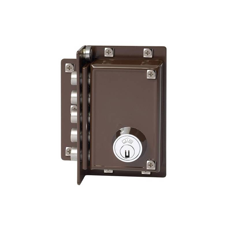 JIS 5239 SECURITY LOCK (LEFT HAND)