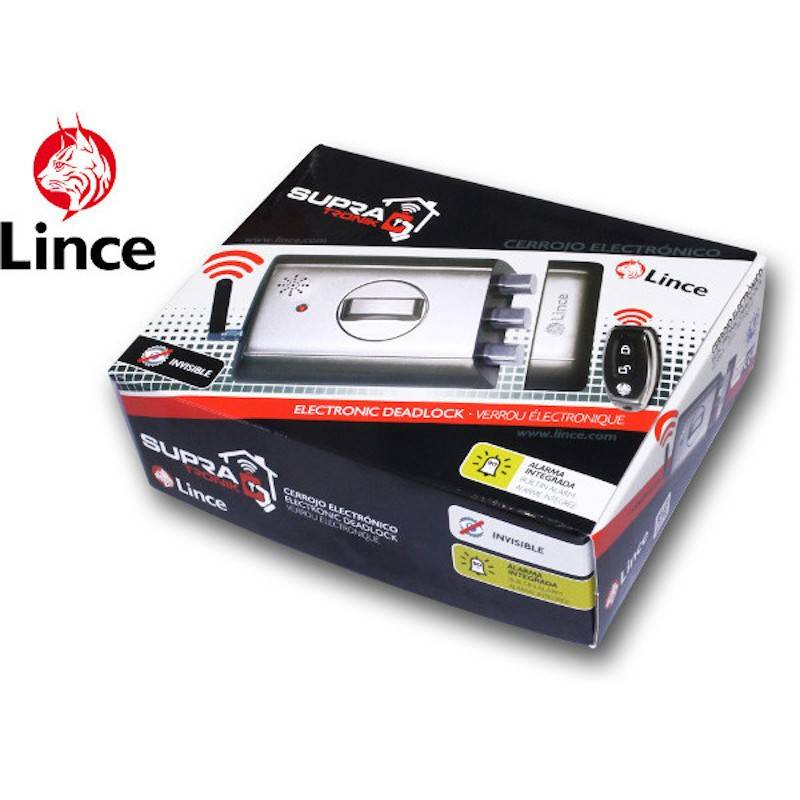 LINCE CERROJO ELECTRONICO 4940TK