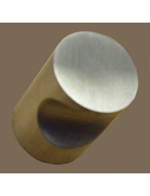 H.JIMENEZ 20 MM ROUND STAINLESS STEEL KNOB