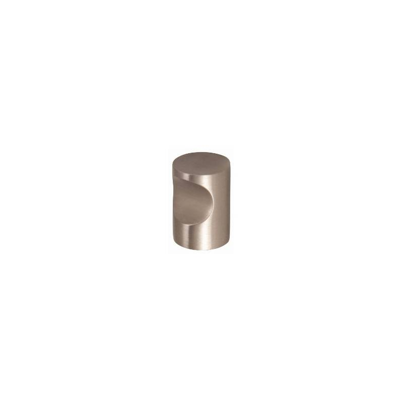 H.JIMENEZ 18 MM ROUND STAINLESS STEEL KNOB