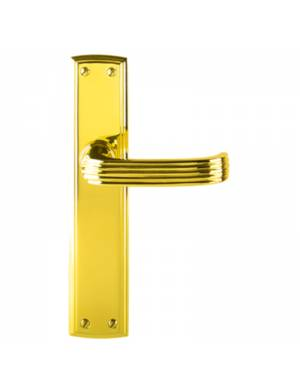 VALIÑO  GA/P4 45*230 GLOSS BRASS HANDLE