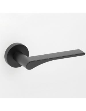 ENDEX BALLY ROUND PLATE DOOR HANDLE