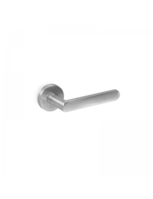 ENDEX HAVANA ROUND PLATE DOOR HANDLE