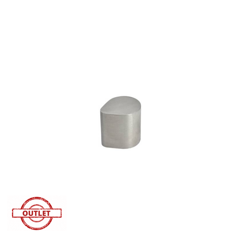 NESU 20MM STAINLESS STEEL AISI304 823 KNOB