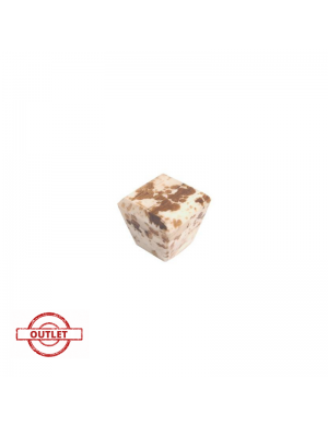 NESU 118 26 SPECKLED BONE KNOB