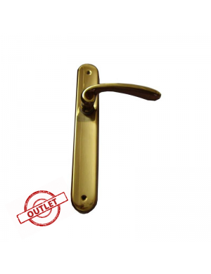 MANDELLI 200 MIDA COPPER DOOR HANDLE