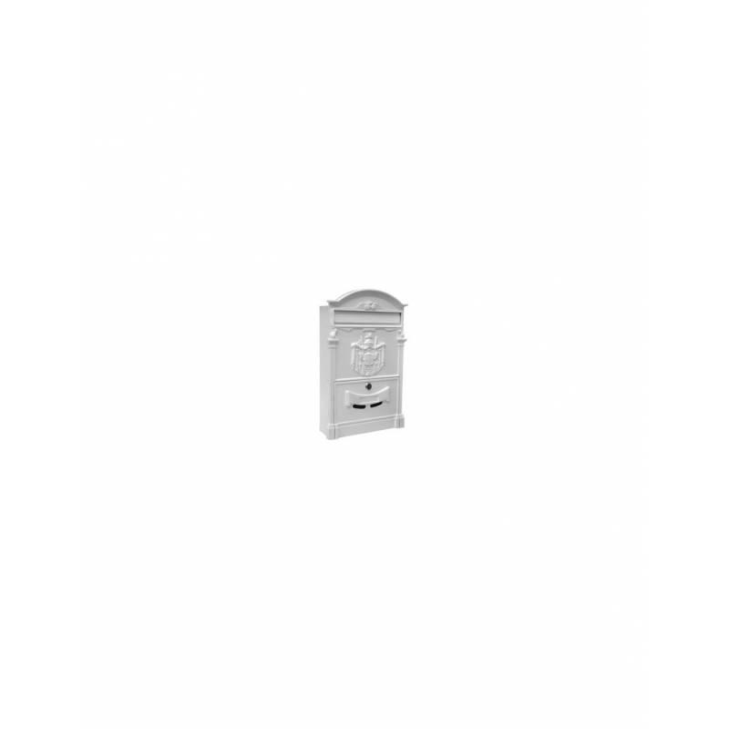 BTV IMPERIAL WHITE MAILBOX