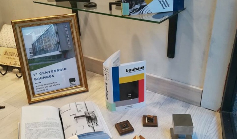 May 2019: Bauhaus Centenary